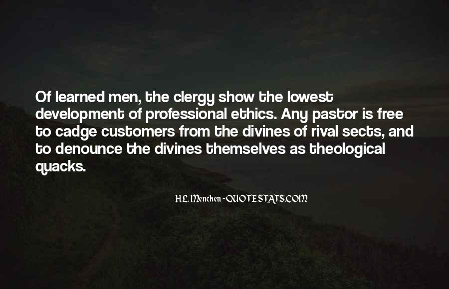 Pastor Quotes #335144