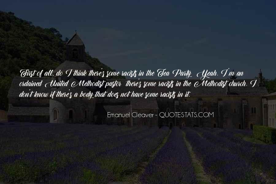 Pastor Quotes #35218