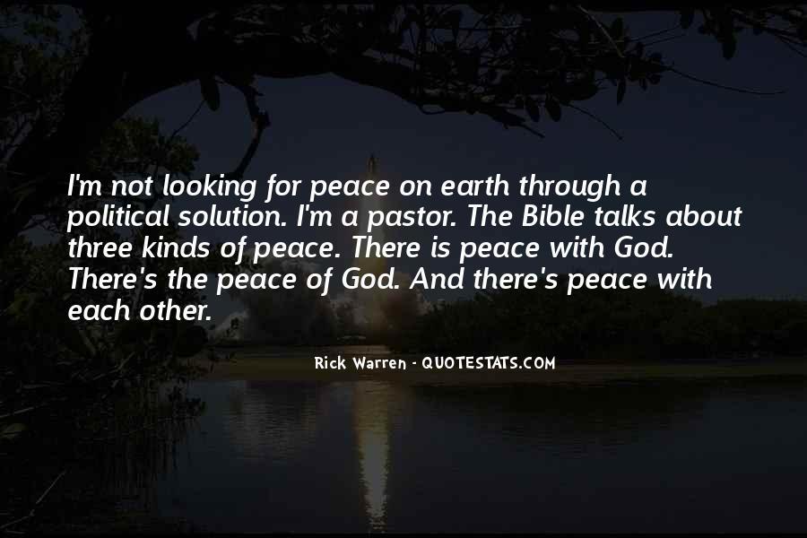 Pastor Quotes #356354