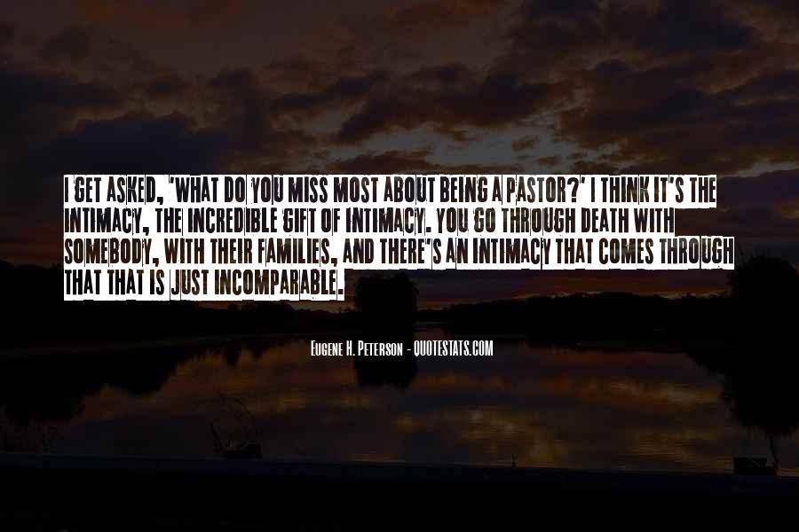 Pastor Quotes #357942