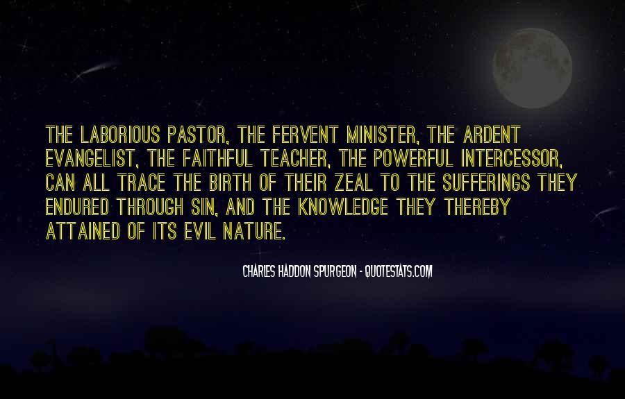 Pastor Quotes #440727