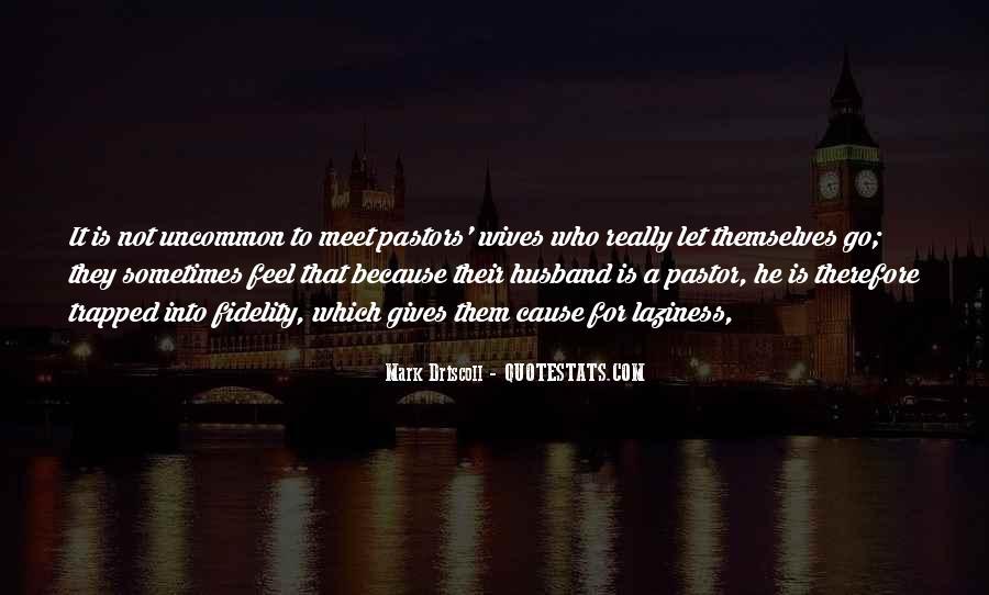 Pastor Quotes #454550