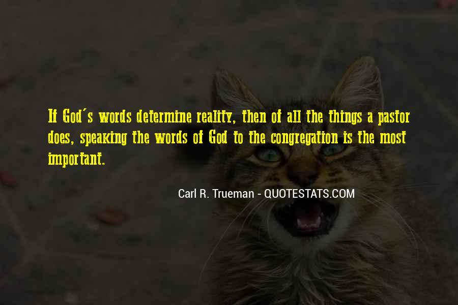 Pastor Quotes #51311