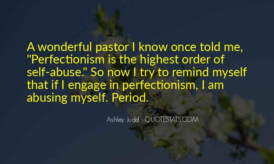 Pastor Quotes #69233