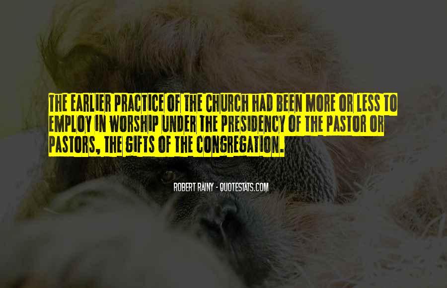 Pastor Quotes #74941