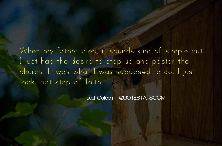 Pastor Quotes #88057