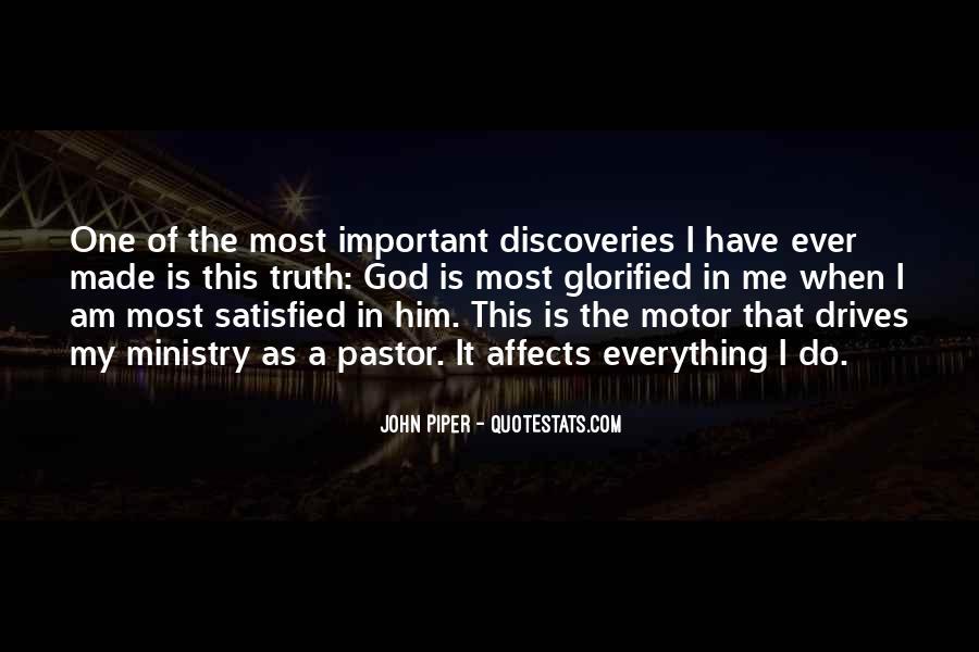 Pastor Quotes #8836