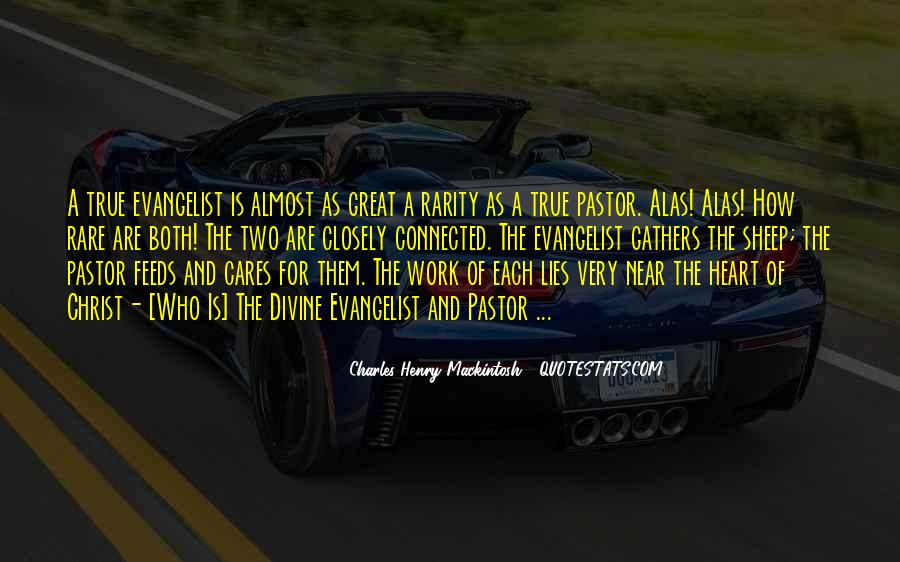 Pastor Quotes #99755