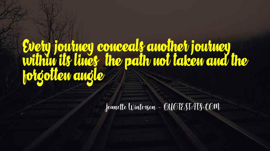 Path Less Taken Quotes #155526