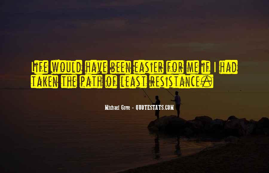 Path Less Taken Quotes #17274