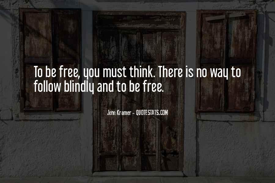Path To Freedom Quotes #1205855
