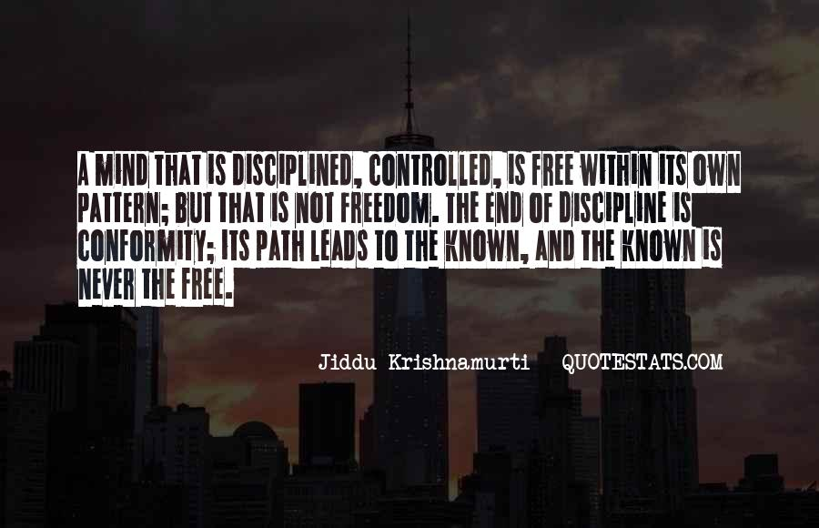 Path To Freedom Quotes #145035