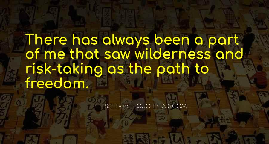 Path To Freedom Quotes #1726042
