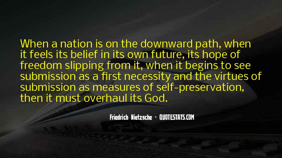 Path To Freedom Quotes #1858134