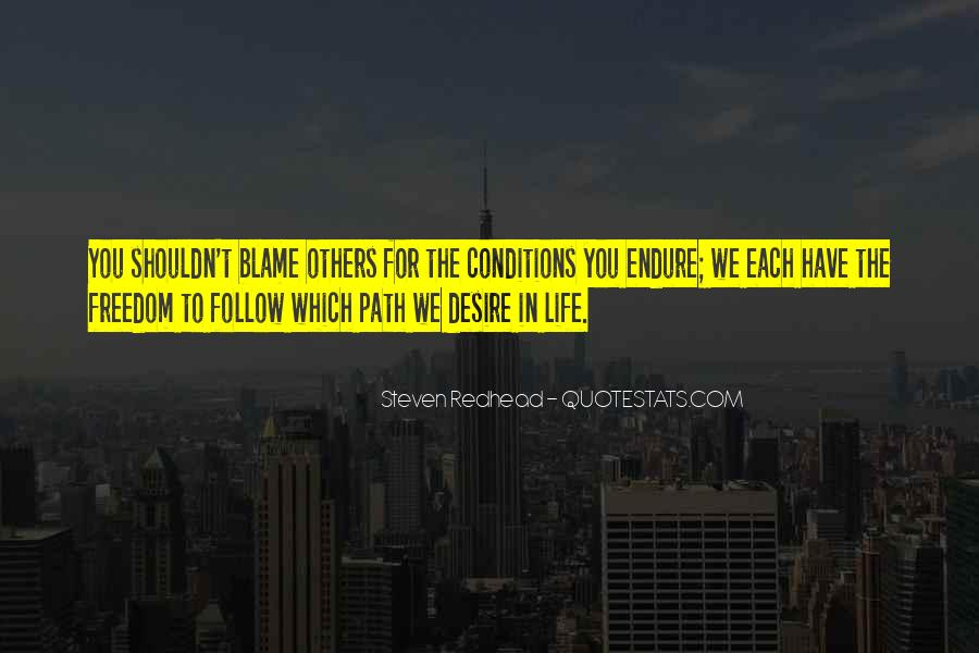 Path To Freedom Quotes #372366