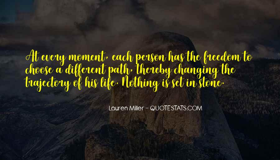 Path To Freedom Quotes #600518