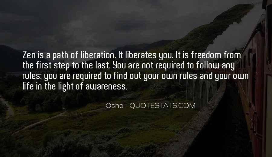 Path To Freedom Quotes #65683