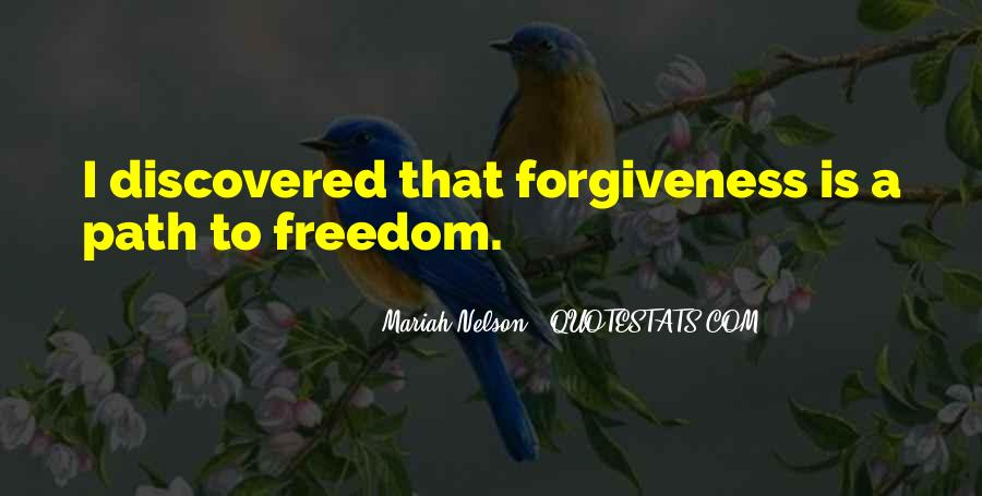 Path To Freedom Quotes #766898