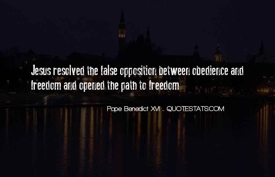 Path To Freedom Quotes #847677