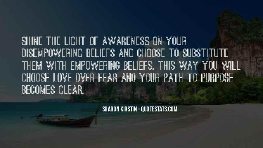 Path To Light Quotes #1212953