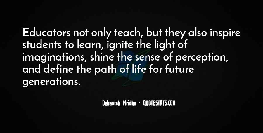 Path To Light Quotes #1745867