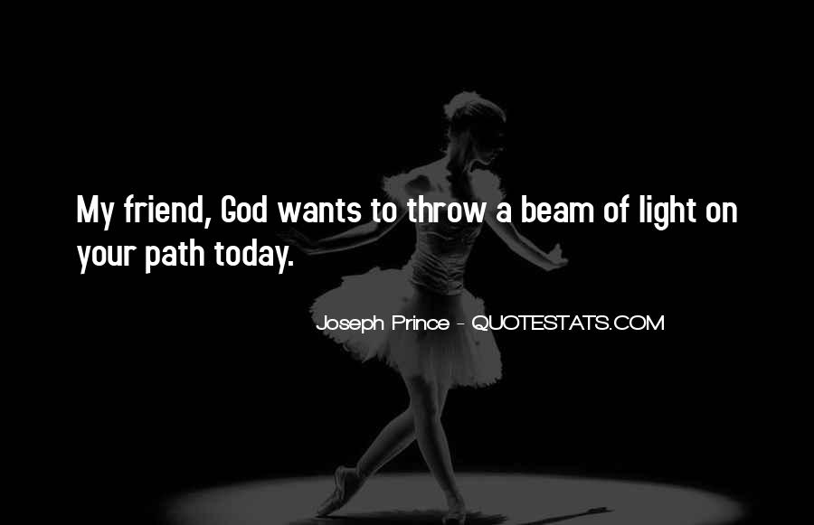 Path To Light Quotes #1778489