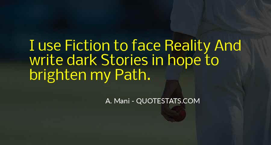 Path To Light Quotes #884050