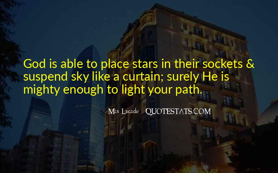 Path To Light Quotes #943508