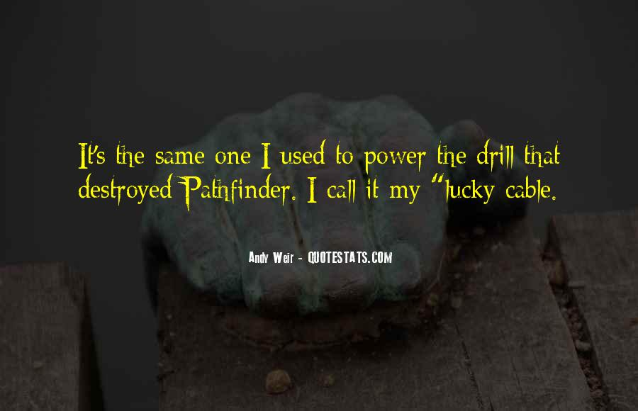 Pathfinder Quotes #1533618