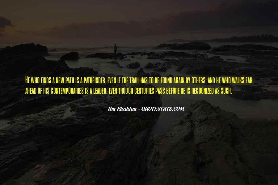 Pathfinder Quotes #1572386