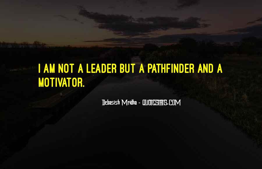 Pathfinder Quotes #194122