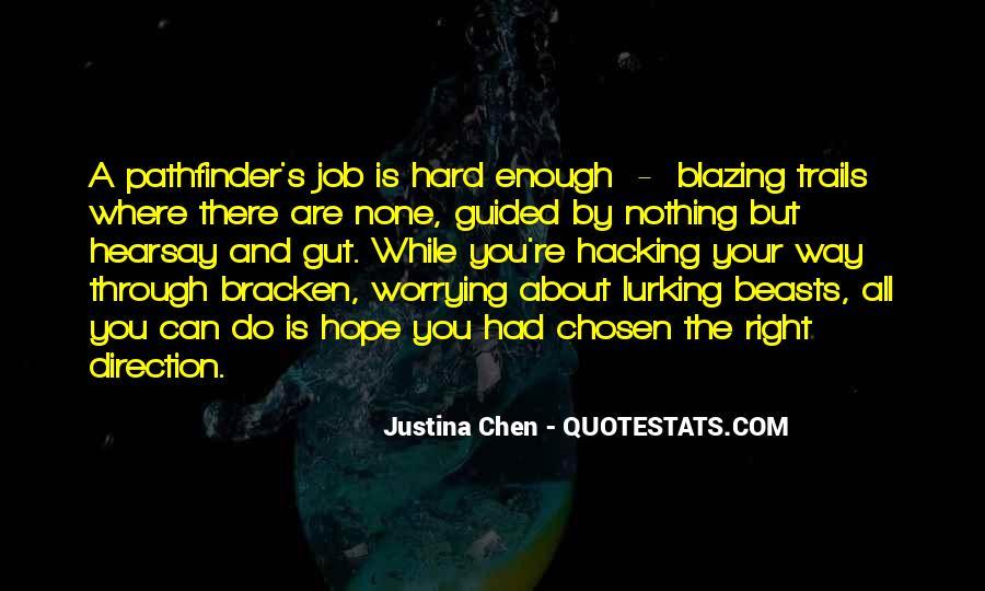 Pathfinder Quotes #326480