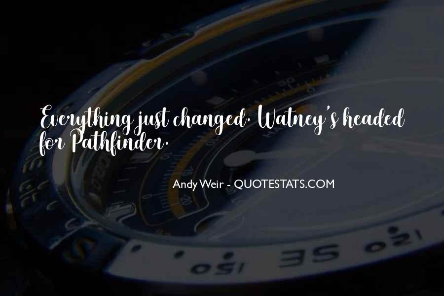 Pathfinder Quotes #35143