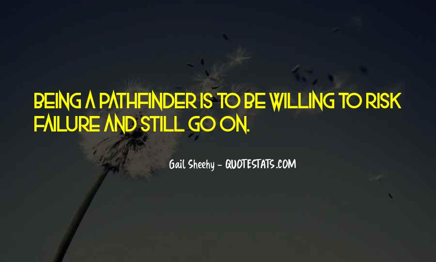 Pathfinder Quotes #732066