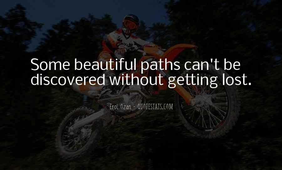 Paths Roads Quotes #1470228
