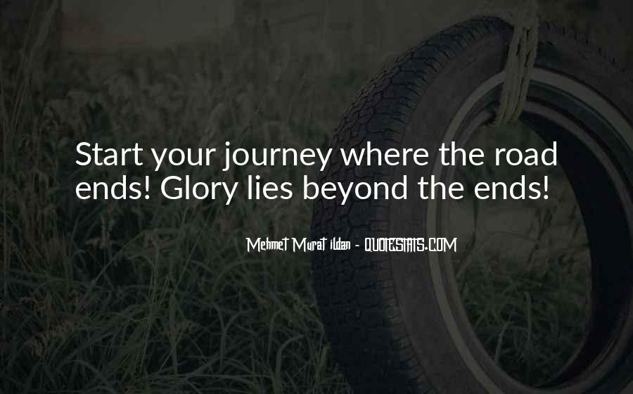 Paths Roads Quotes #288180