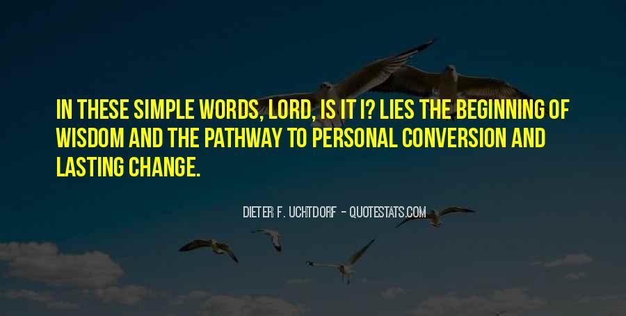 Pathway Quotes #127127
