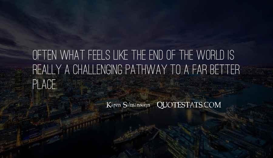 Pathway Quotes #204964