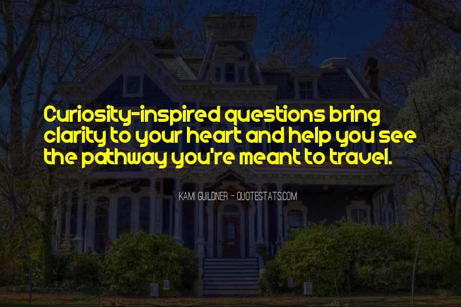 Pathway Quotes #226101
