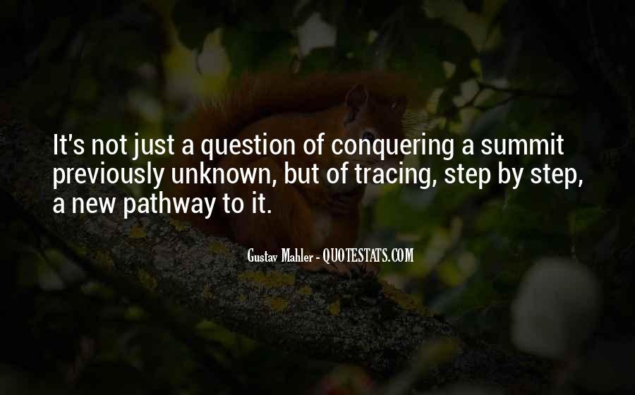 Pathway Quotes #241256