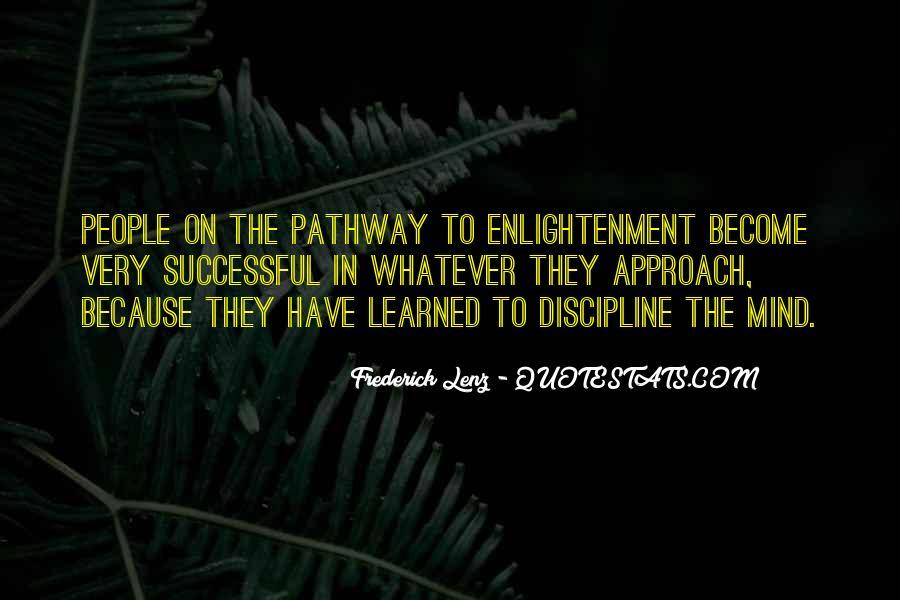 Pathway Quotes #258447