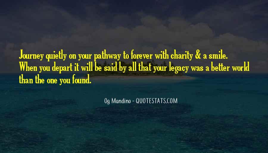 Pathway Quotes #334397