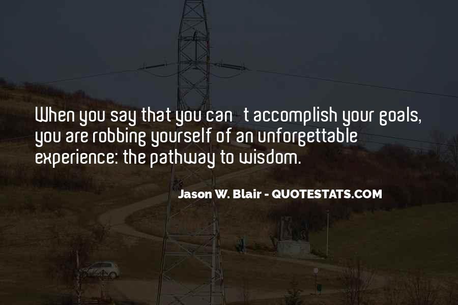 Pathway Quotes #590874