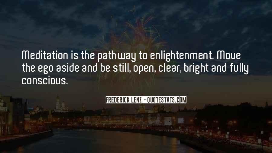 Pathway Quotes #617328