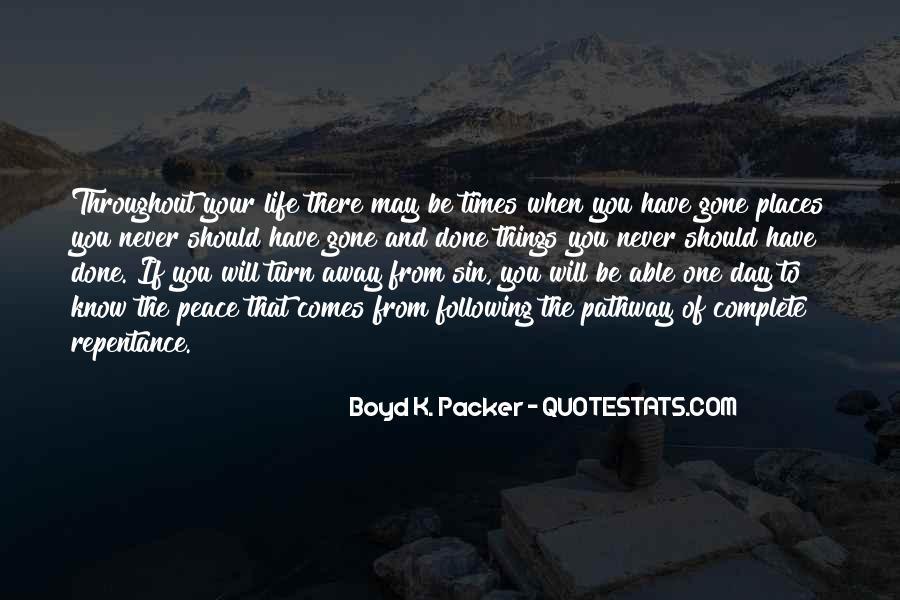Pathway Quotes #65548