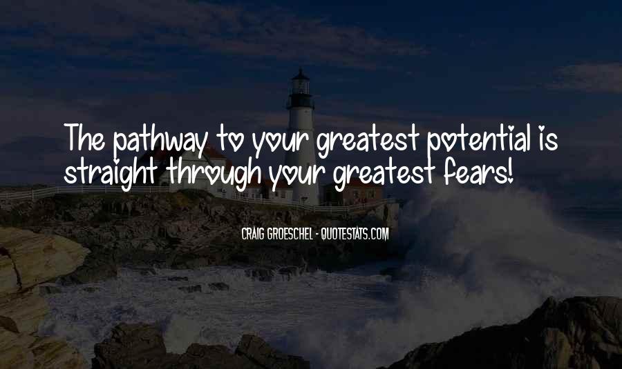 Pathway Quotes #658488