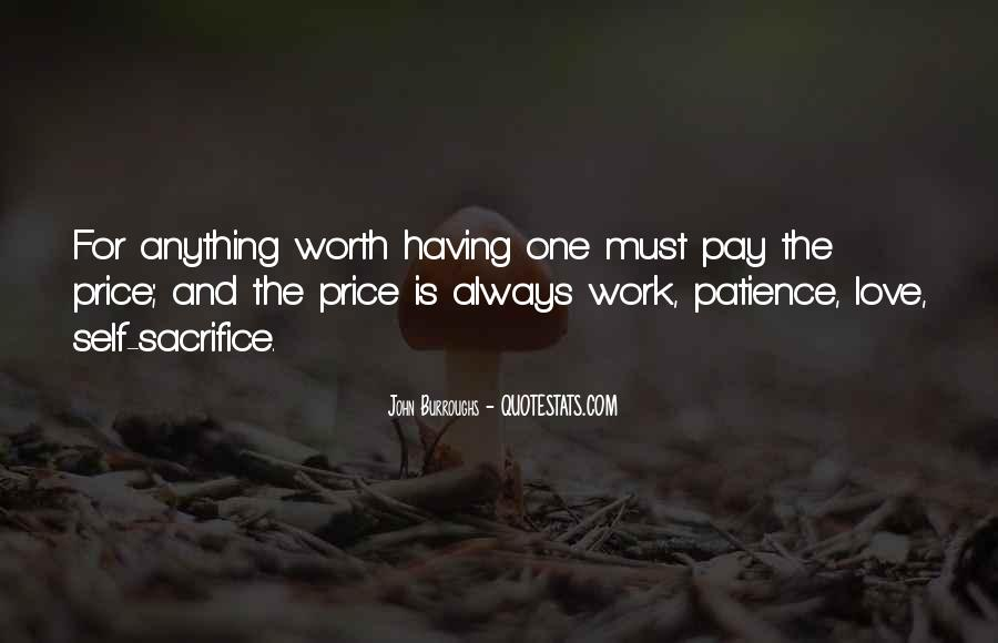 Patience Work Quotes #1000661