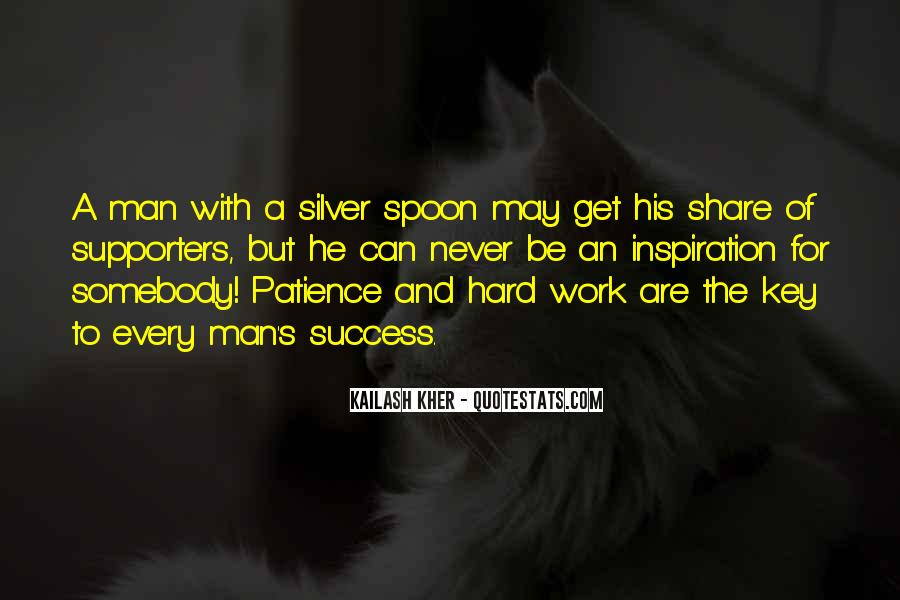Patience Work Quotes #1098044