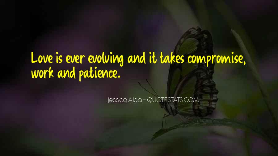 Patience Work Quotes #1434032