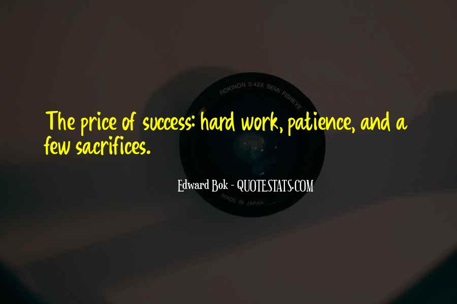 Patience Work Quotes #1501700